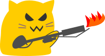 :blob_cat_flamethrower: