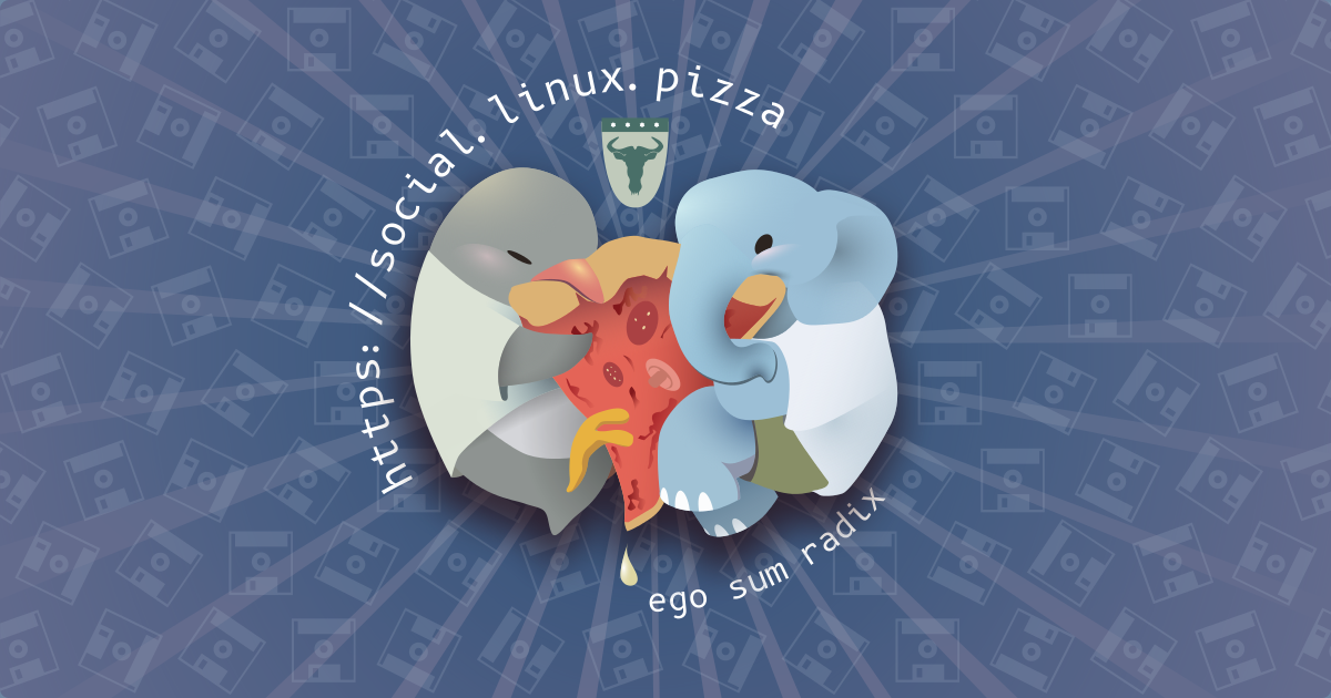 Linux.Pizza